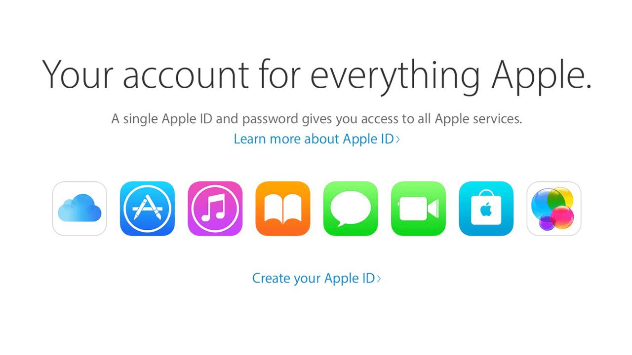 Pembuatan Apple ID Tidak Tersedia Untuk Sementara